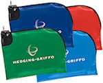 9 x 10.5 Vinyl Curved Bags